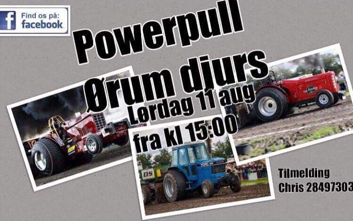 Powerpull Ørum Djurs