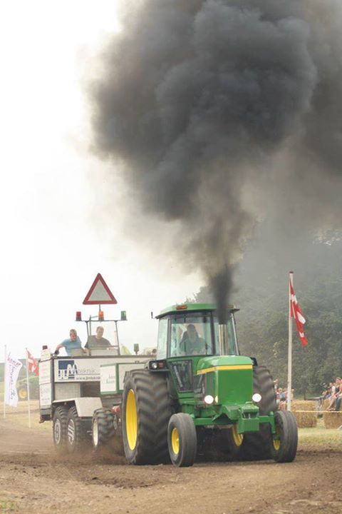 Vinkel traktortræk 2017