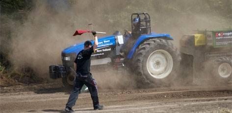 Traktortræk i Sdr. Vium
