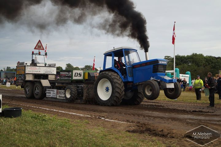 Landsdelsmesterskab I Traktortræk