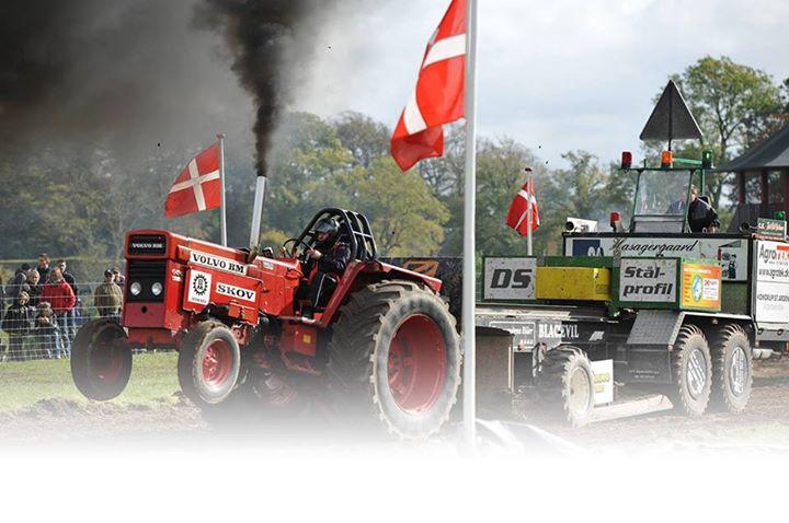 Egeskov Traktortræk 2017