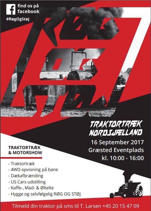 Traktortræk & Motorshow