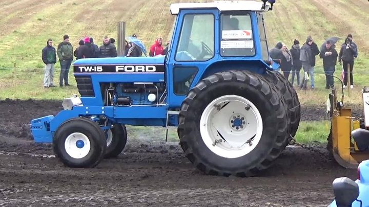 Efterårs Traktortræk 2017