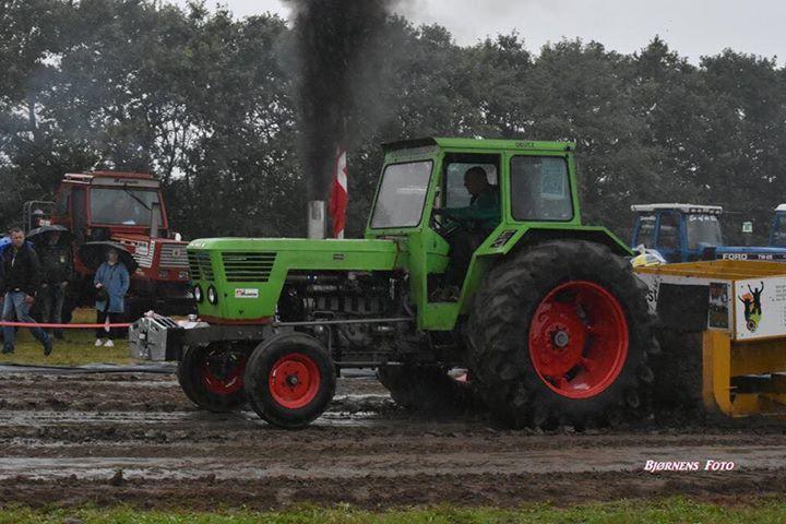 Traktortræk i Rønbjerg 2018