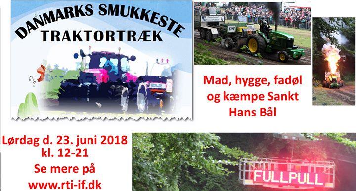 Danmarks Smukkeste Traktortræk - 2018