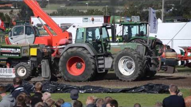 Fendt 824 - Asbjørn Laursen - DM Thisted 2015