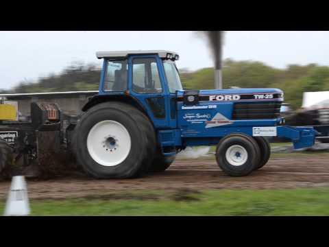 Ford TW 25 - Poul Gosvig - Sdr. Vissing