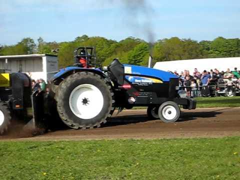 Ford TM 150E - Brian Præst - Sdr. Vissing 2011