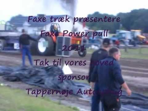 Faxe power pull 2011