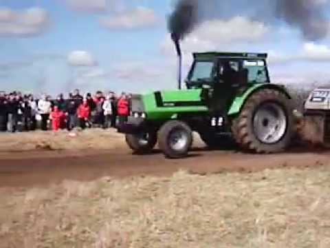 Deutz DX110 - Jimmi Pedersen - Påsketræk