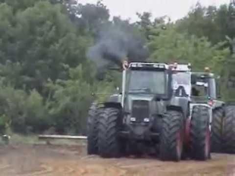 Traktortræk Ådum