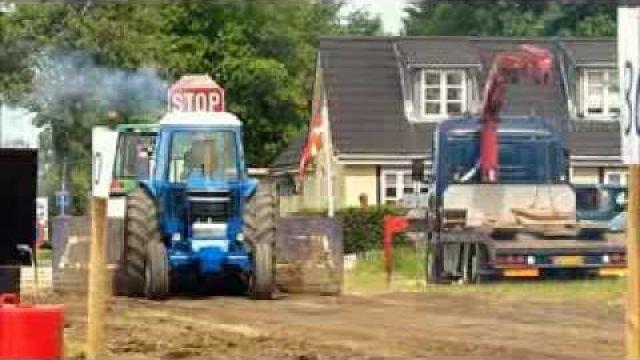 Stevns Trucker Træk 2014 del 1