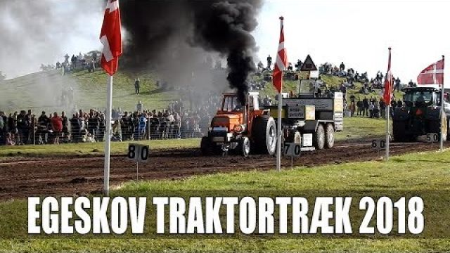 EGESKOV TRAKTORTRÆK 2018