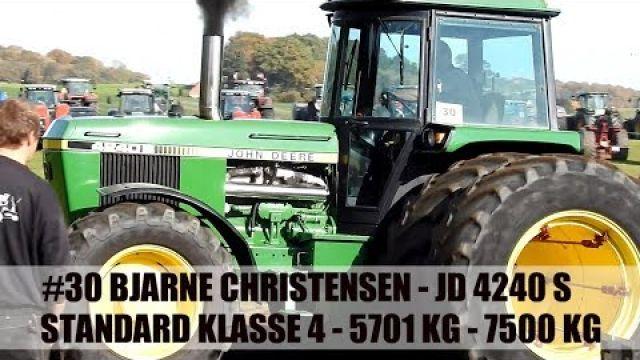 BJARNE CHRISTENSEN - JOHN DEERE 4240 S - EGESKOV 2018