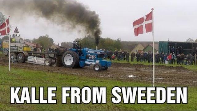 Traktortræk Egeskov 2017