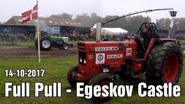 Full Pull - Egeskov Castle - Volvo BM 650 Turbo