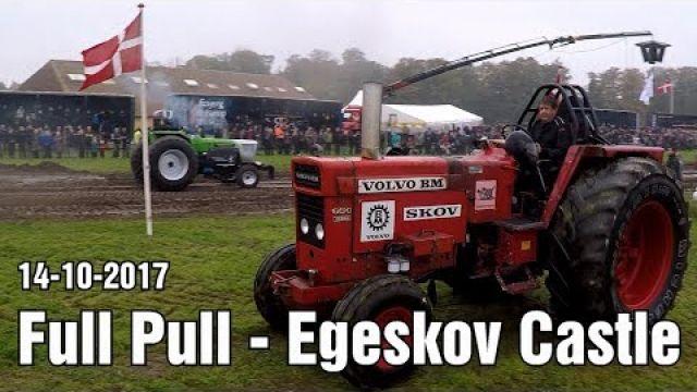 Full Pull - Egeskov Castle - Volvo BM 650 Turbo