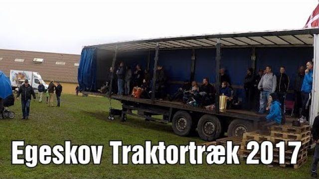Traktortræk ved Egeskov Slot 2017