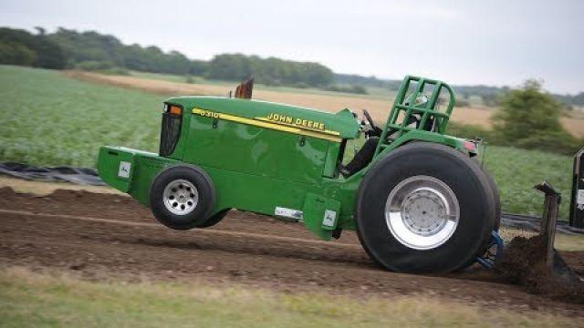 Nørre Løgum Traktortræk 2019 del 2
