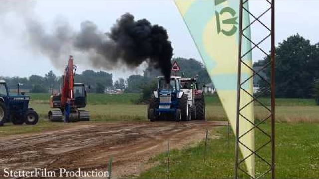 Traktortræk Nørre Løgum 2013 Full HD